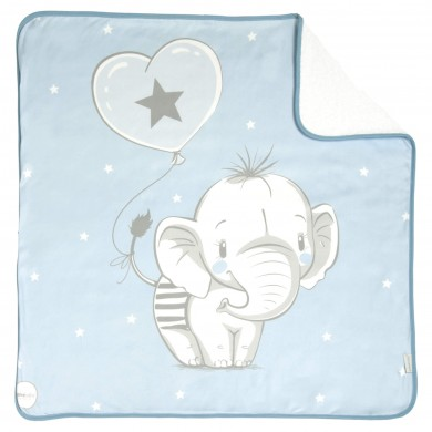 Arrullo bebe rizo | Elefantino Azul