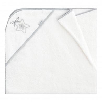 capa de baño bebe, algodon, rizo, suave, tamaño 100x100