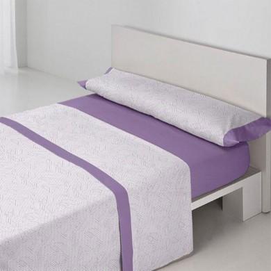juego de sabanas cama de matrimonio estampadas
