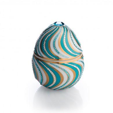 Vela-huevo-helicoidal-vela-lujo-ambientador-oro