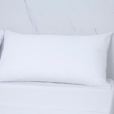 Funda de almohada 200 hilos|Percal 100% algodón